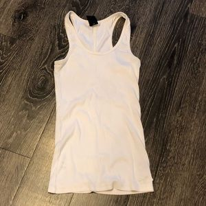 Cream colored Oakley tank top